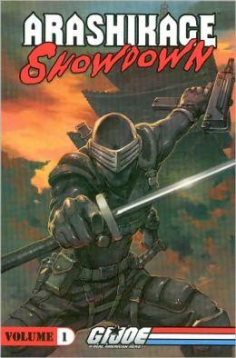 G.I. Joe: Arashikage Showdown