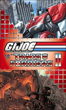 G.I. Joe Vs. the Transformers, Volume 2
