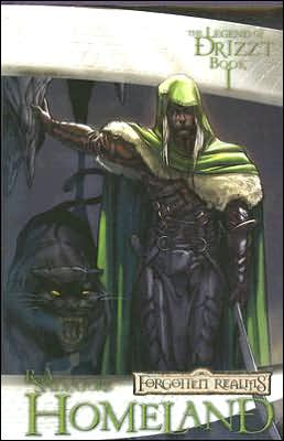 Forgotten Realms: The Legend of Drizzt, Volume 1: Homeland (Graphic Novel)