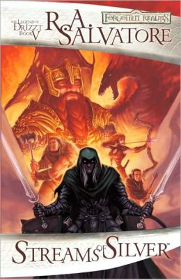 Forgotten Realms, Volume 5: Streams of Silver (Graphic Novel)