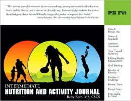 Middle School Physical Education Activity and Nutrition Journal