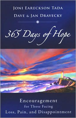 365 Days of Hope: Encouragement for Those Facing Loss, Pain, and Disappointment