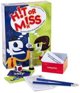 Hit or Miss Card Game
