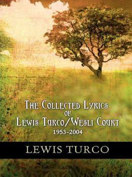 The Collected Lyrics