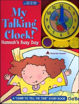 My Talking Clock: Hannah's Busy Day
