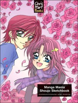Manga Mania: Shoujo Sketchbook