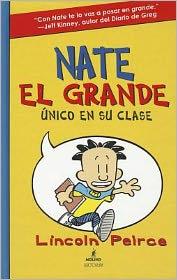 Nate el grande unico en su clase (Big Nate: In a Class by Himself)