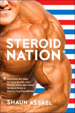 shaun assael steroid nation