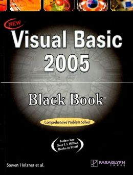 New Visual Basic 2005 Black Book