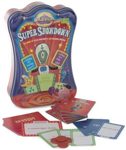Cranium Super Showdown Game