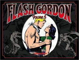 Alex Raymond's Flash Gordon, Volume 5