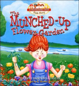 Munched-up Flower Garden