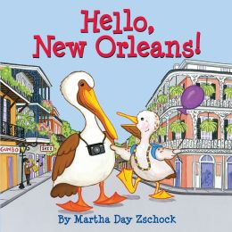 Hello New Orleans!