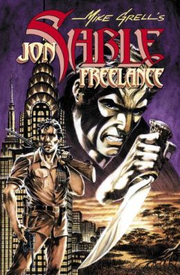Complete Mike Grell's Jon Sable, Freelance, Volume 4