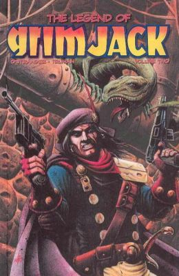 Legend of GrimJack, Volume 2