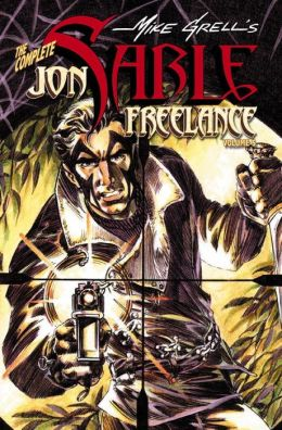 Complete Mike Grell's Jon Sable, Freelance, Volume 5