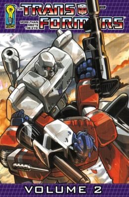 Transformers: Generation One, Volume 2