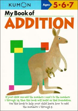 My Book of Addition (Kumon Series)
