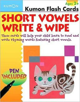 Short Vowels Write and Wipe