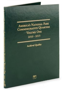 America's National Park Commemorative Quarters, Volume 1 (2010-2015)