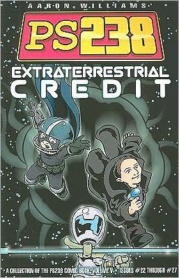 PS238 V Extraterrestrial Credit