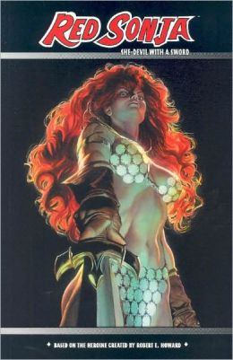Red Sonja She Devil with a Sword, Volume 1