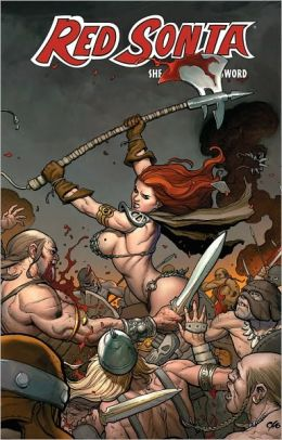 Red Sonja: She Devil with a Sword, Volume 3