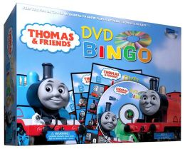 Thomas & Friends DVD Bingo