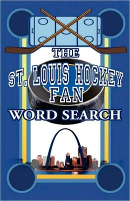 The St. Louis Hockey Fan Word Search