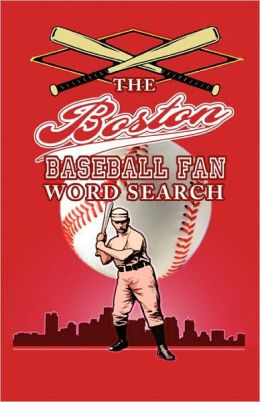 Boston Baseball Fan Word Search