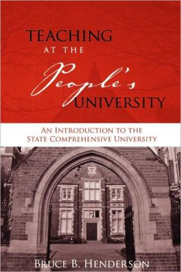 Teaching at the People's University: An Introduction to the State Comprehensive University