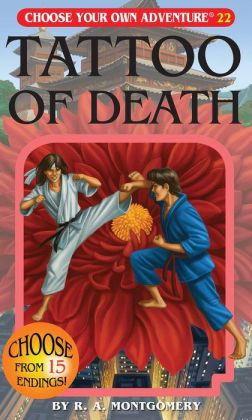 Tattoo of Death (Choose Your Own Adventure Series #22)