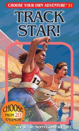 Track Star! (Choose Your Own Adventure Series #31)