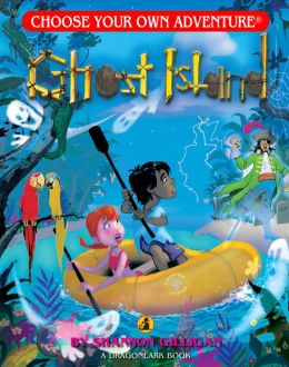 Ghost Island (Choose Your Own Adventure Dragonlarks Series)