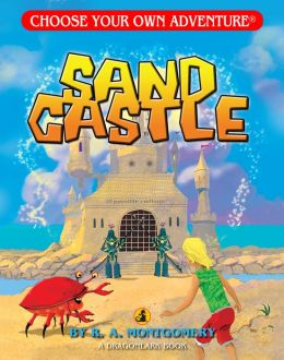 Sand Castle (Choose Your Own Adventure Dragonlarks Series)