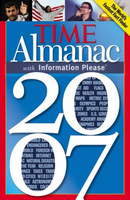 Time Almanac with Information Please 2007