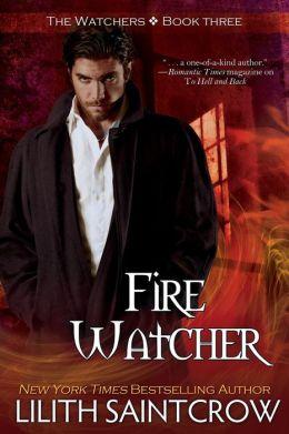 Fire Watcher (Watcher Series #3)