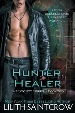 Hunter, Healer (Society Series #2)