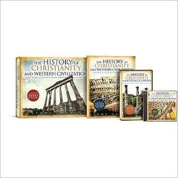 The History of Christianity and Western Civilization: 2,000 Years of Christianity's Impact on the World [With Study Guide and MP3 Collection]