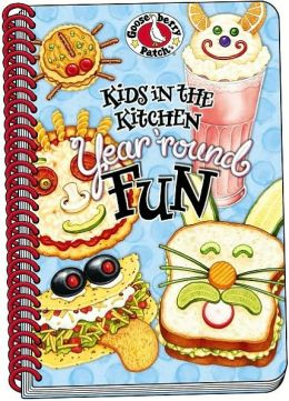 Kids in the Kitchen Year 'Round Fun Cookbook