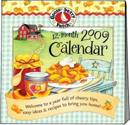 2009 Gooseberry Patch Wall Calendar