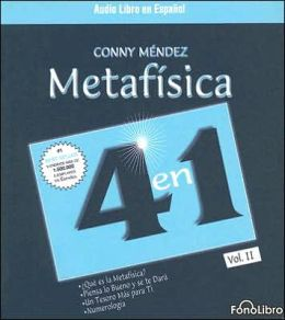 Metafisica 4 En 1: Volume II