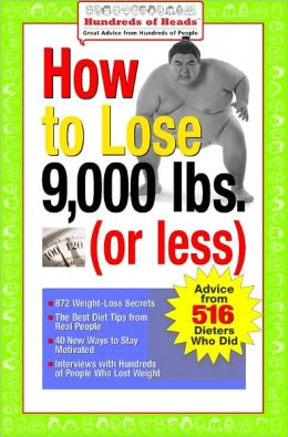 How to Lose 9,000 lbs. (or Less): Advice from 516 Dieters Who Did