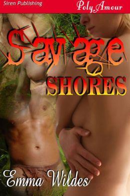 Savage Shores [The Improper Ladies 1] (Siren Publishing PolyAmour)