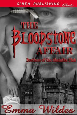 The Bloodstone Affair [Brothers of the Absinthe Club 2] (Siren Publishing Classic)