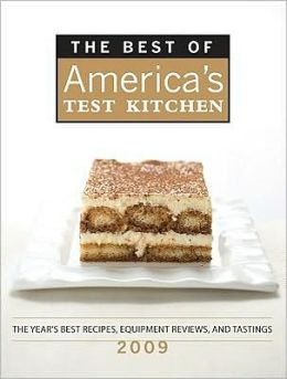 Best of America's Test Kitchen 2009