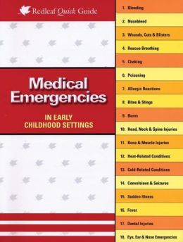 Medical Emergencies in Child Care Settings
