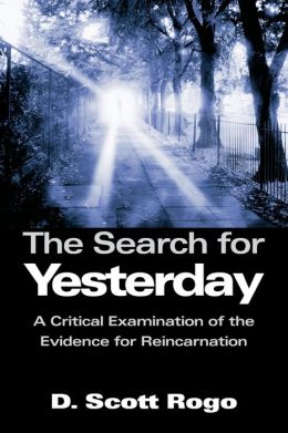 The Search For Yesterday