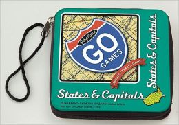 Go Games States and Capitals [With Magnet(s)]