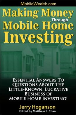 Making Money Through Mobile Home Investing